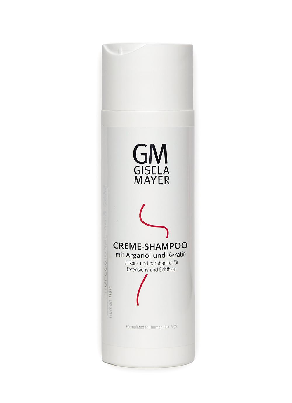 Gisela Mayer Zubehör: Crème Shampoo Echthaar 200ml