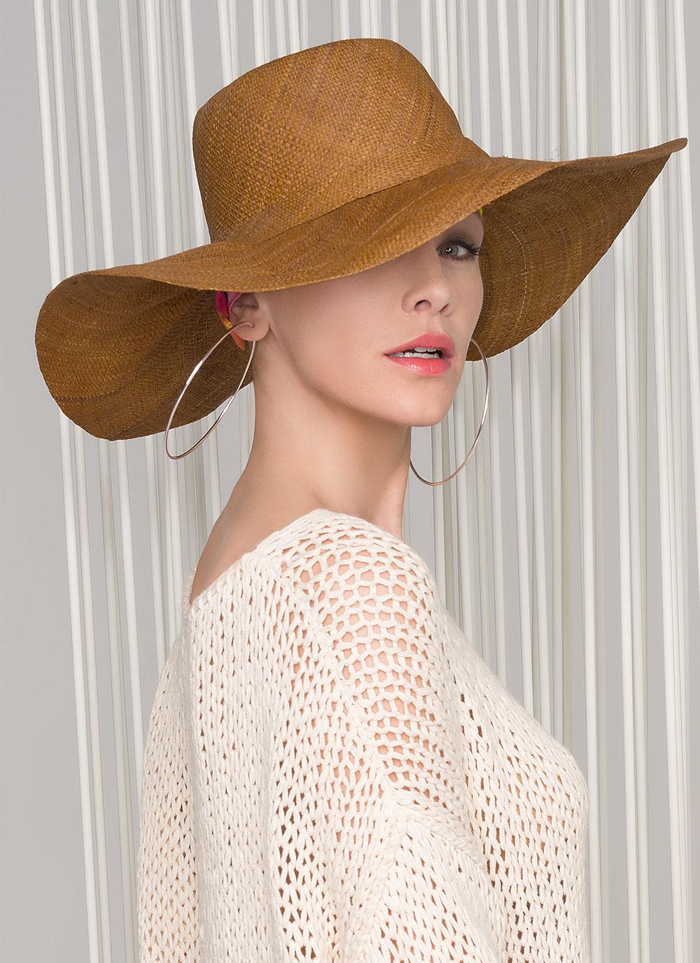 Ellen Wille Kopfbedeckung: Chapeau