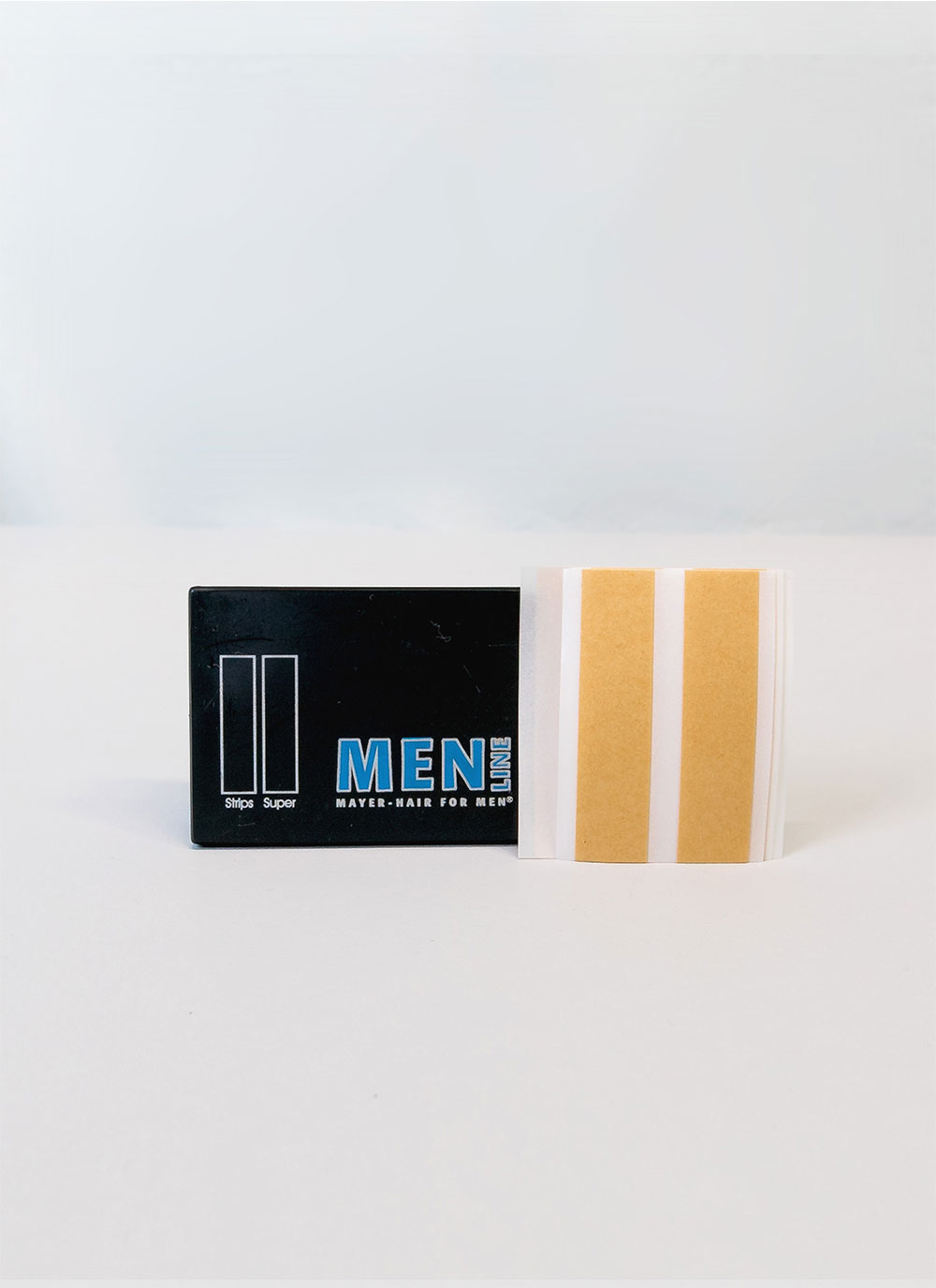 Gisela Mayer Zubehör: MEN Line Toupetstrips 12mm 52 Stück