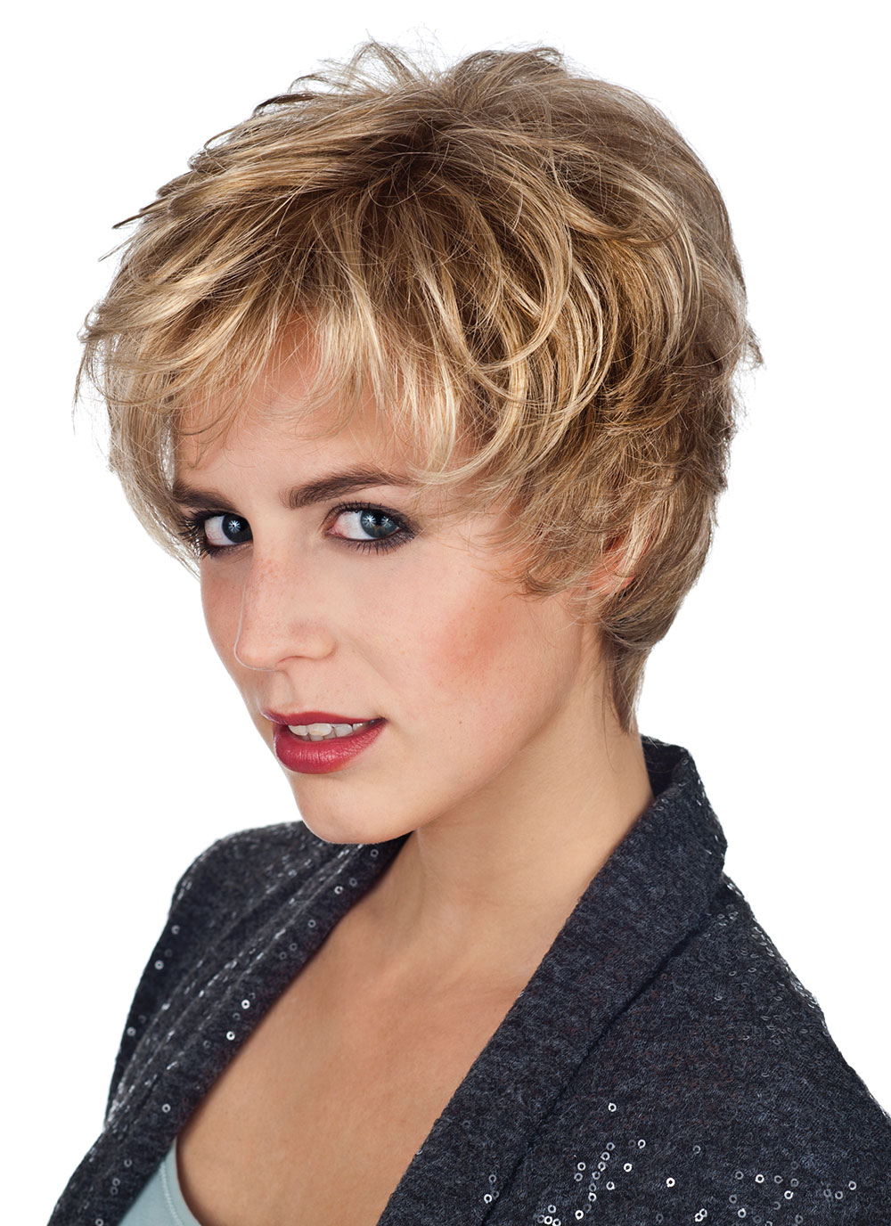 Gisela Mayer Perücke: Dallas Mono Lace Deluxe Large gross