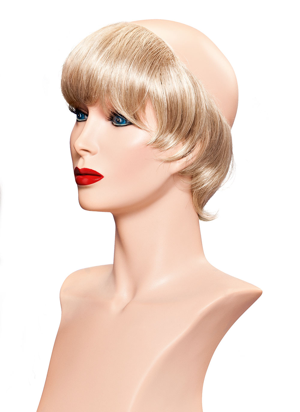 Fancy Hair Haarteil: Haarkranz Kurz