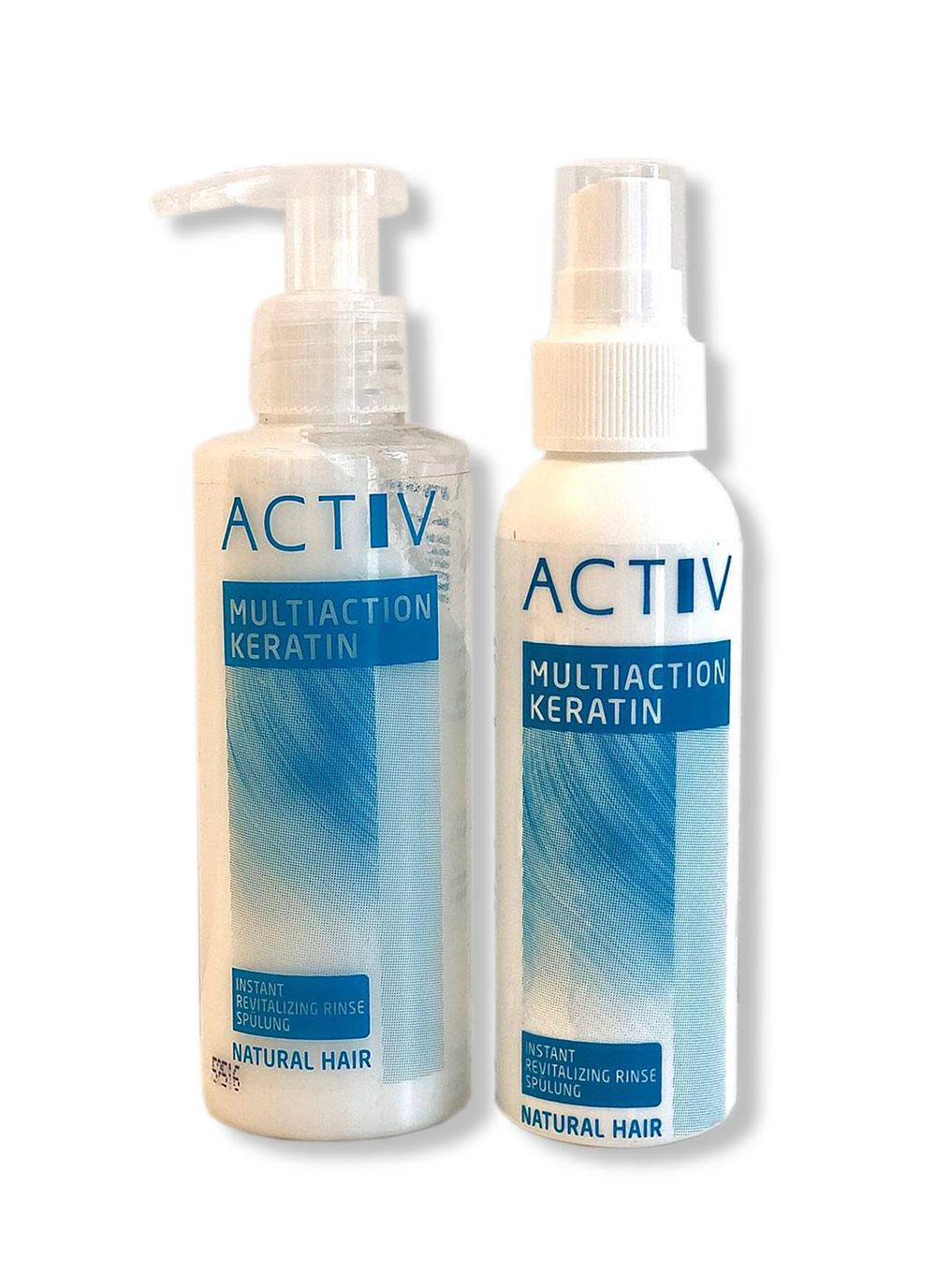GFH Zubehör: ACTIV Multiaction Keratin Set