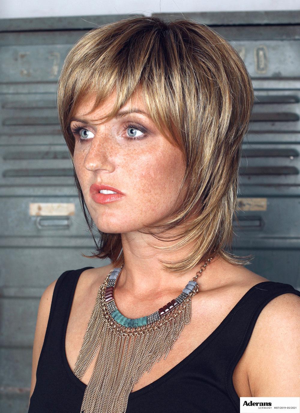 Fancy Hair Perücke: Claire Mono