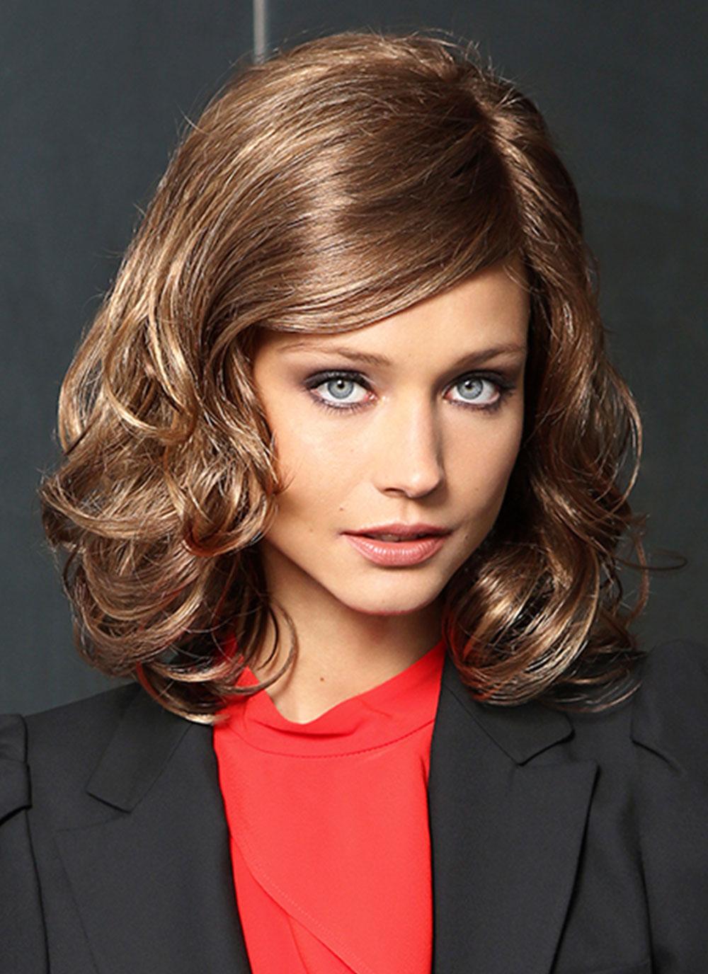 Gisela Mayer Perücke: Modern Glamour