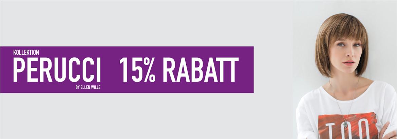 Perucci 15% Rabatt